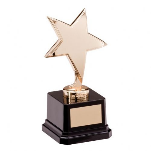 The Challenger Star Gold Award 165mm